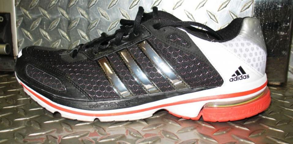 Adidas Supernova Glide 4 - Lateral View