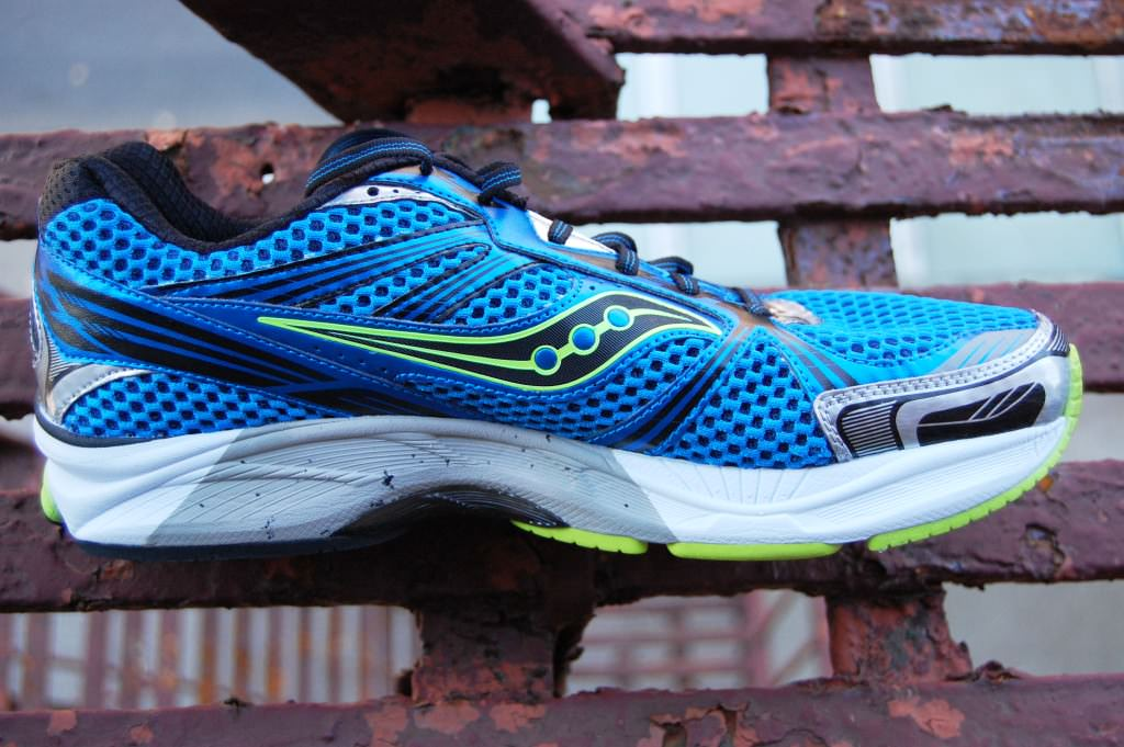 Saucony Guide 5 Pro Grid women's running shoes