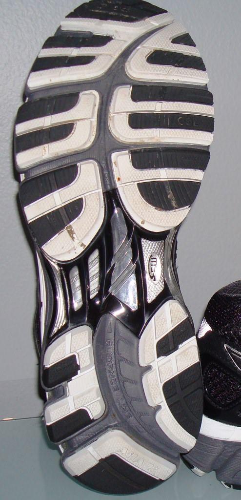 Asics Gel De Los Hombres-kayano 18 Corriendo Opinión Zapato 8rFZ1