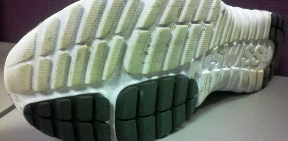 K-Swiss Blade Foot Run - Outsole