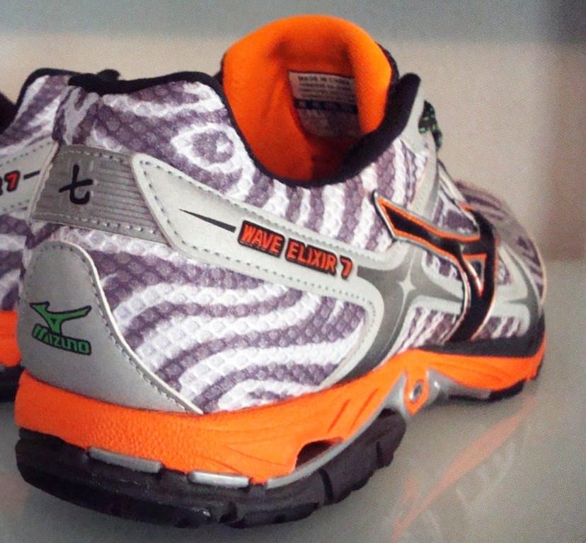 Mizuno Running Shoes Elixir