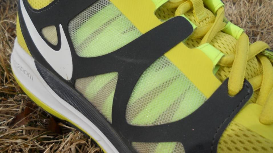 Nike Zoom Elite 5 - Midfoot Detail