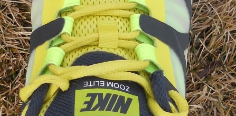 Nike Zoom Elite 5 - View from the Upper