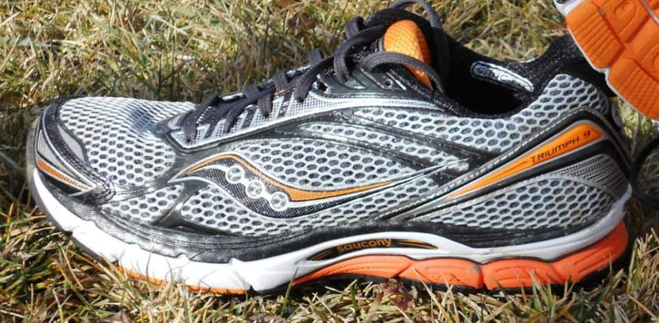 Saucony Powergrid Triumph 9 Running Shoes Review | Running