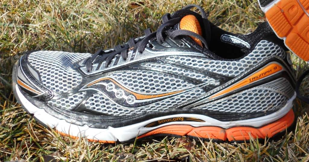 Saucony Powergrid Triumph 9 Running Shoes Review