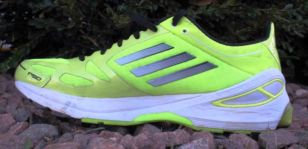 Adidas adizero F50 2 corriendo zapatos Review zapatillas Guru