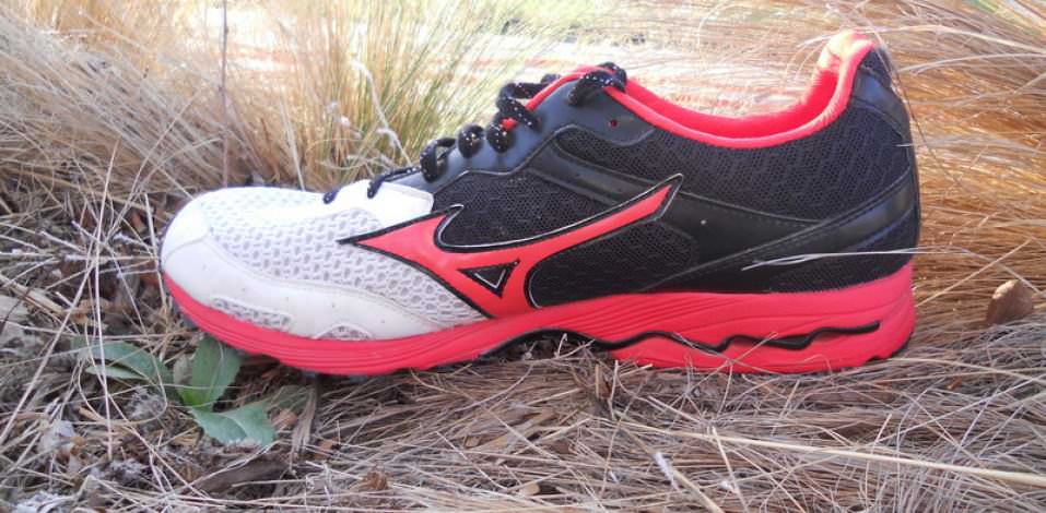 Mizuno Wave Ronin 4 - Medial View