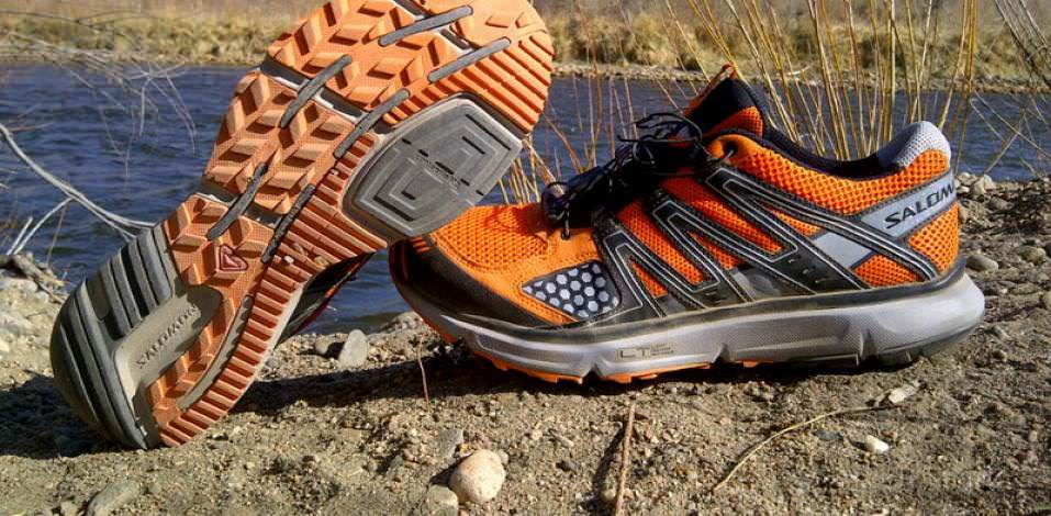 Salomon XR Mission - Side and Outsole