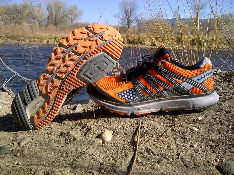 Salomon XR Mission Trail Running Shoes Review | Running Shoes Guru
