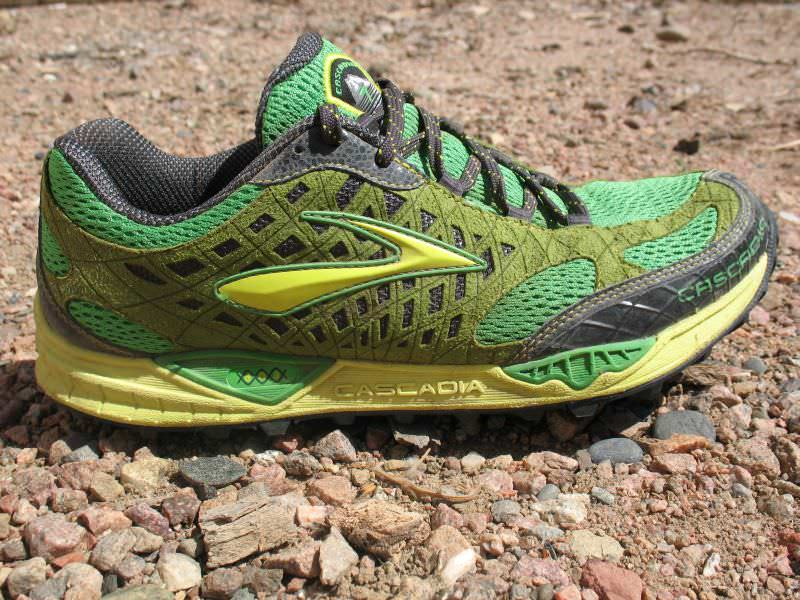 00305cf3650 Brooks Cascadia 7 Review - Trail