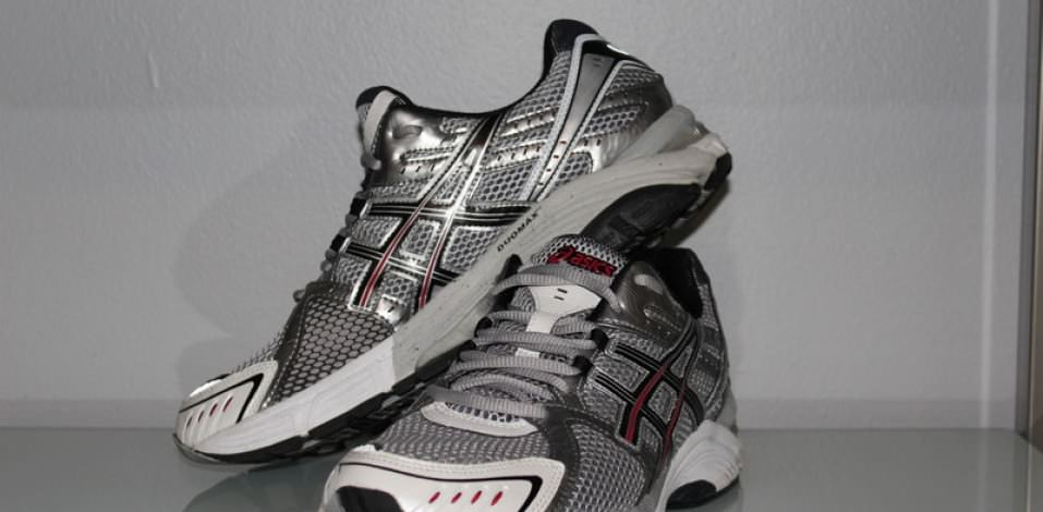 Asics GEL Foundation 10 - Pair view from the Front