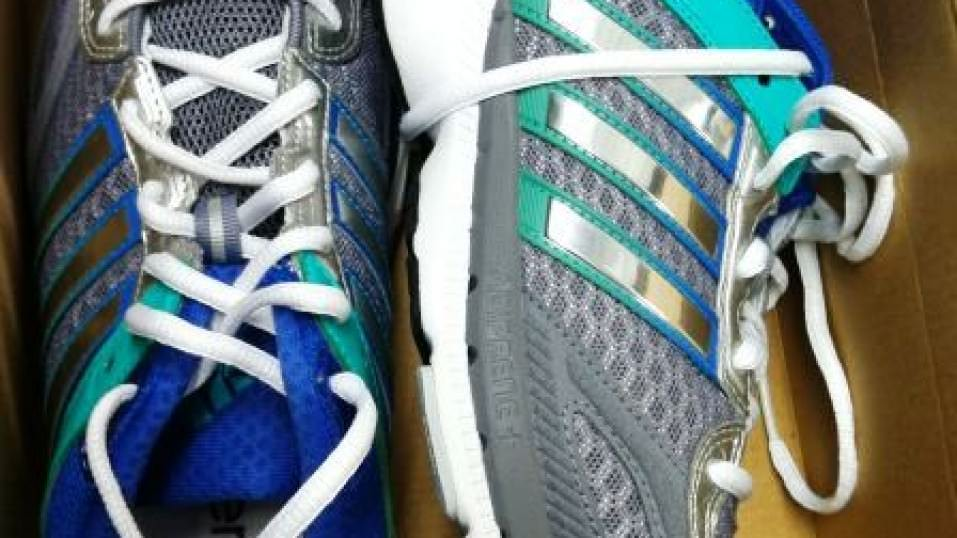 Adidas Supernova Sequence 5 - Upper and Side