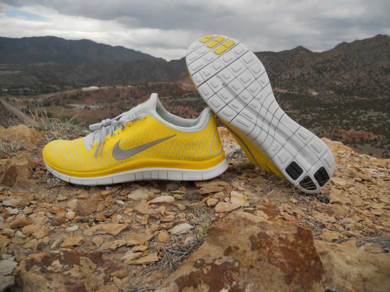nike free trainer 3.0 sonic yellow character