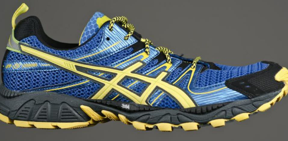 Asics Fuji Trail Runner - Medial Side