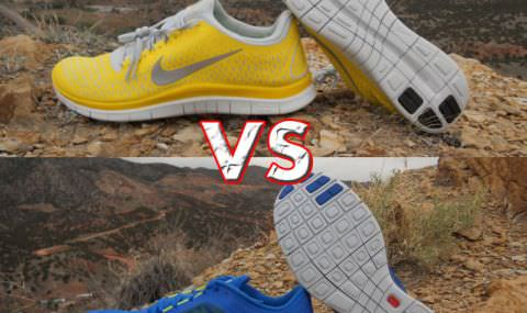 Difference Between Nike 3.0 v4 and Nike