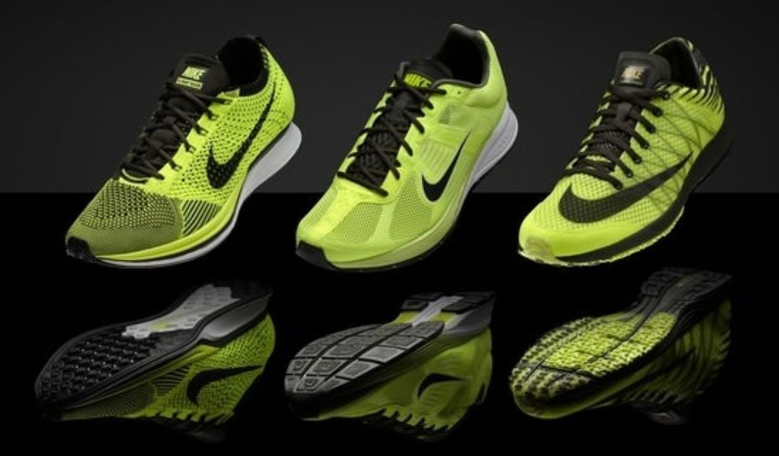 Nike Volt Running Shoes Score Big at the 2012 London Summer Olympics