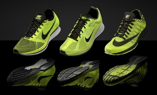 63e411bff98c1a Nike Volt Running Shoes Score Big at the 2012 London Summer Olympics ...