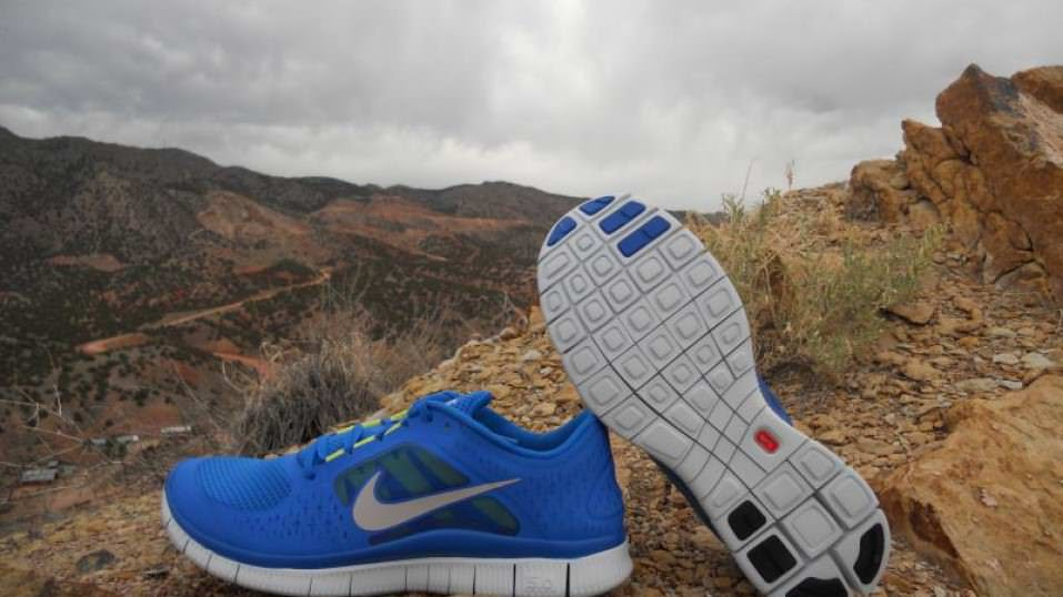 Nike Free Run 3 Womens Running Shoes Gade Best
