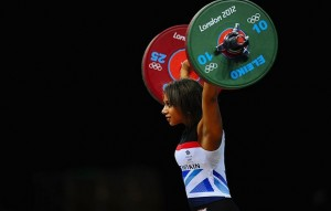 Zoe Smith broke records during the Olympics, despite criticism about her appearance.