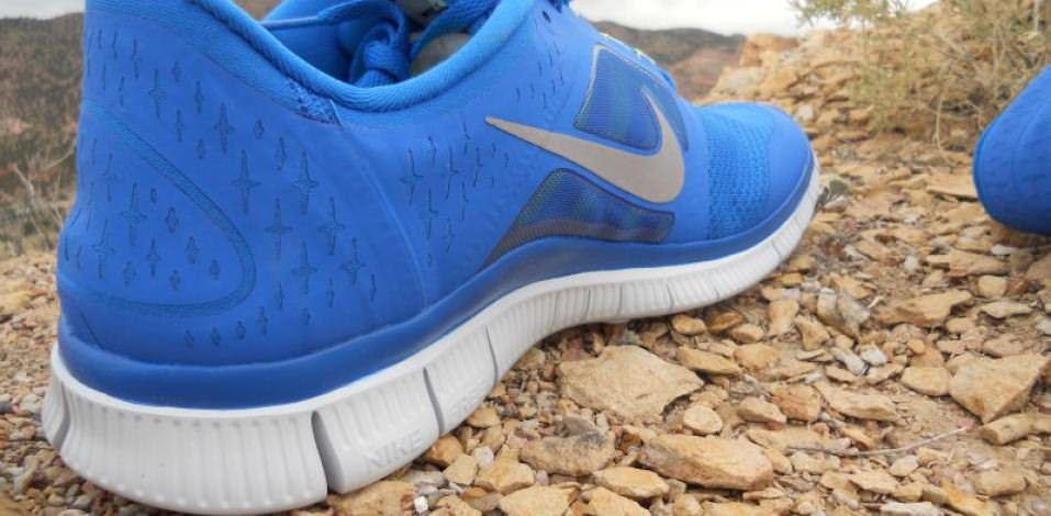 Nike Free Run+ 3 - Medial