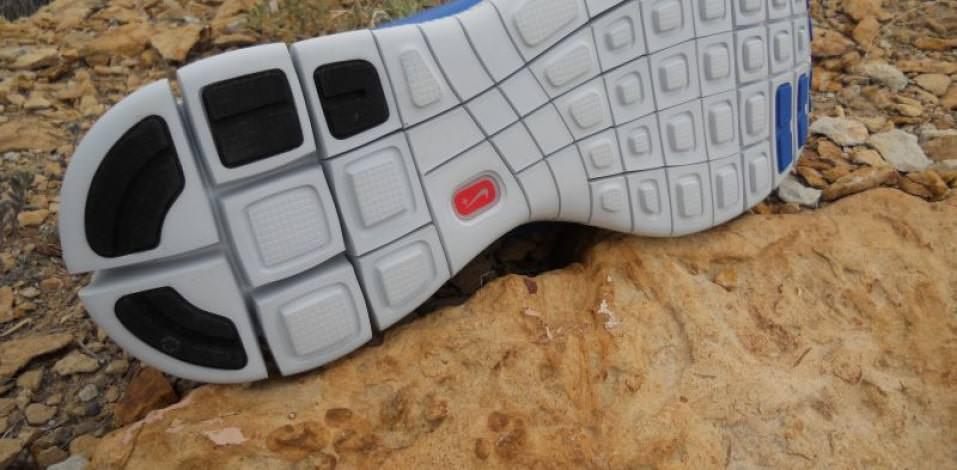 Nike Free Run+ 3 - Sole
