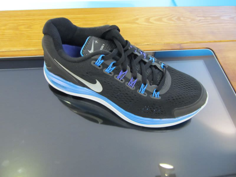 32f97d3561d86 Nike LunarGlide 4- Lateral View