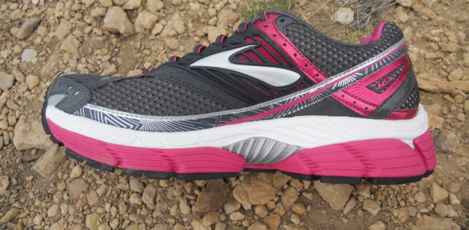 Brooks Glycerin 10 Side