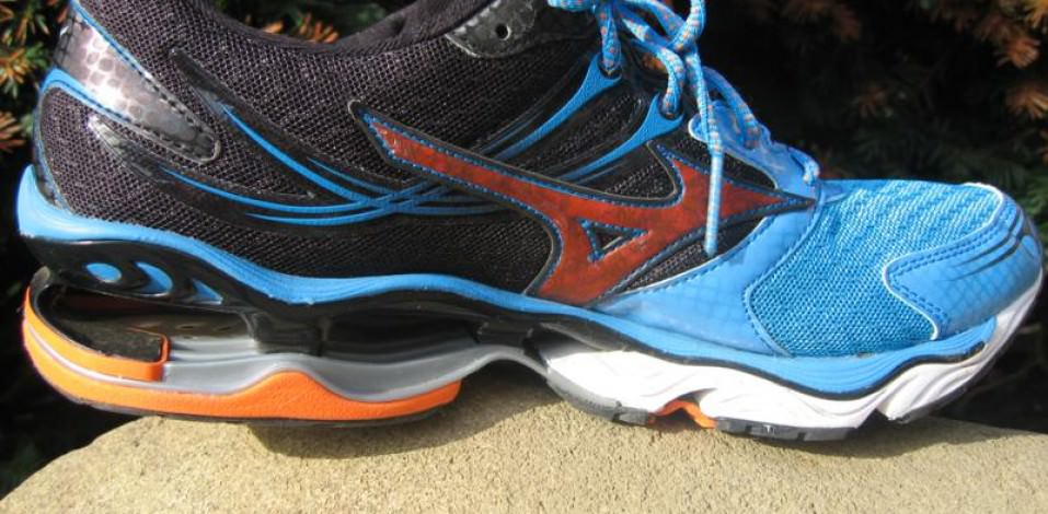 Mizuno Wave Creation 14 - Medial Side 2