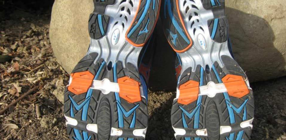 Mizuno Wave Creation 14 - Sole