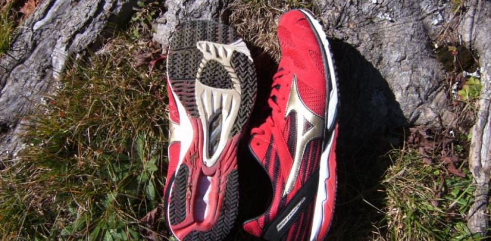 Mizuno Wave Ekiden - Pair