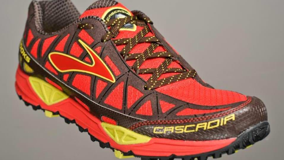 Brooks Cascadia 8 - Toe
