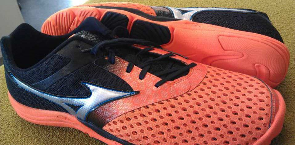 Mizuno Wave Evo Cursoris - Medial Side