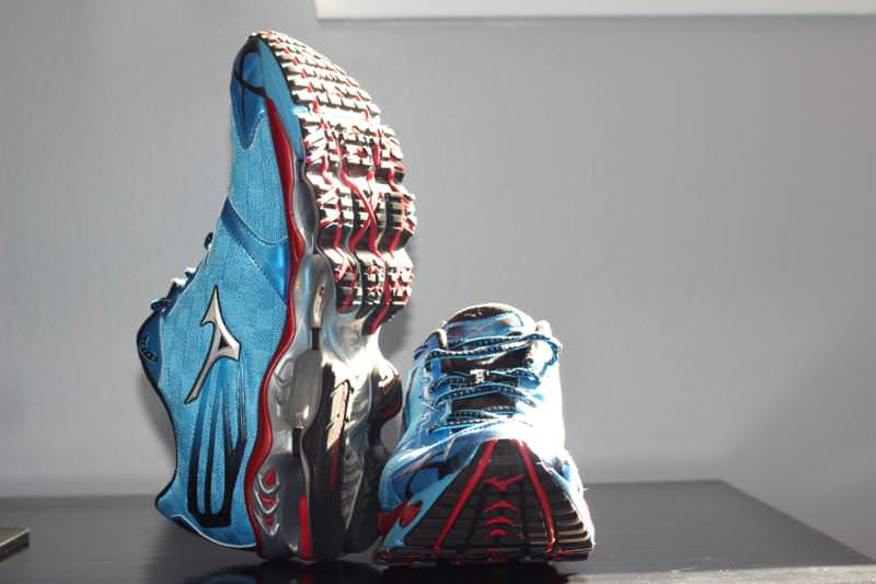 online store 5741d 795ca Mizuno Wave Prophecy 2 - Medial Side
