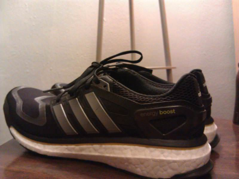 new product e8bd0 81ac4 Adidas Energy Boost - Medial Side