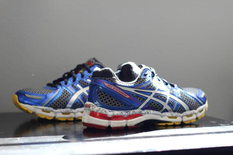 Asics Joggesko Gel Kayano 19 kv4D2S