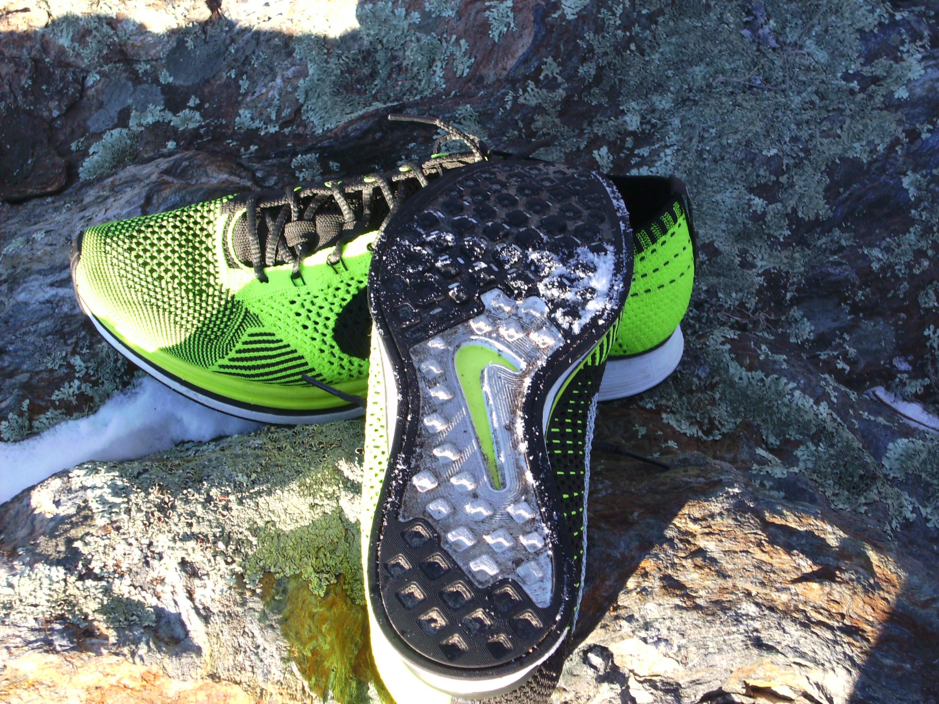 size 40 942f9 0015c Nike Flyknit Racer - Outsole