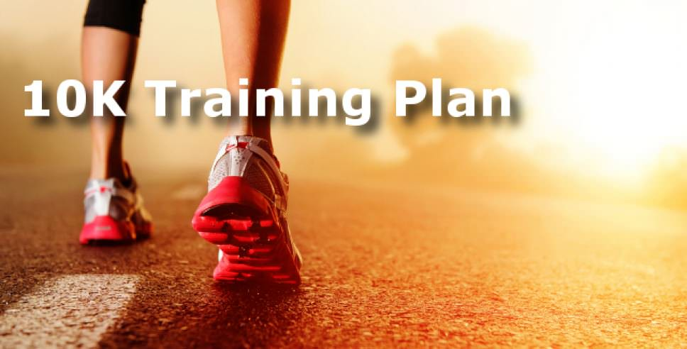 Your First 10k. Training Plan for Beginners.