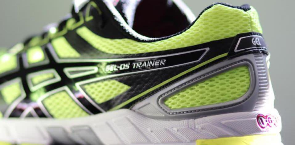 Asics DS Trainer 18 - Heel