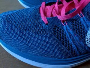 Nike Flyknit Lunar1+ - Flyknit Detail