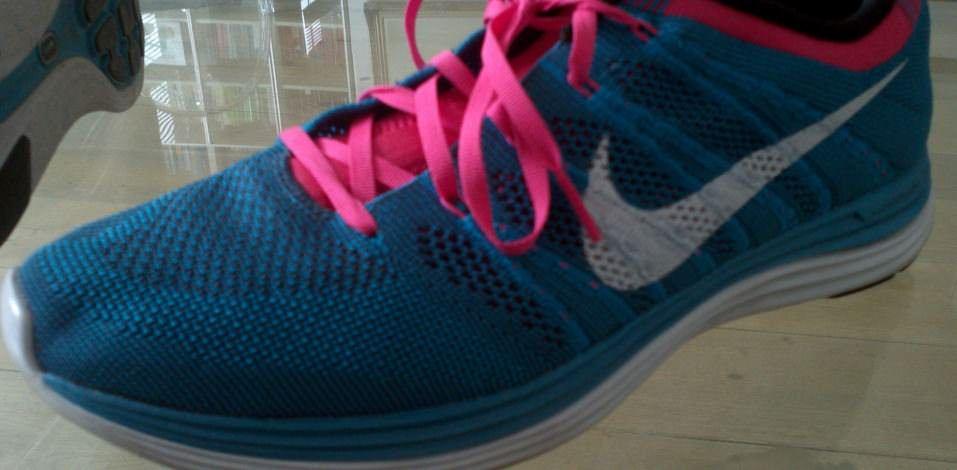 Nike Flyknit Lunar1+ - Side