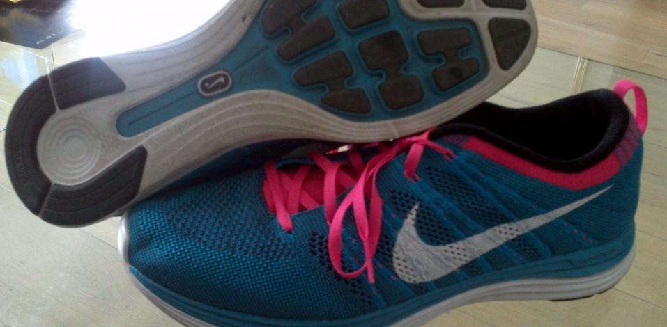 Nike Flyknit Lunar1+ - Pair
