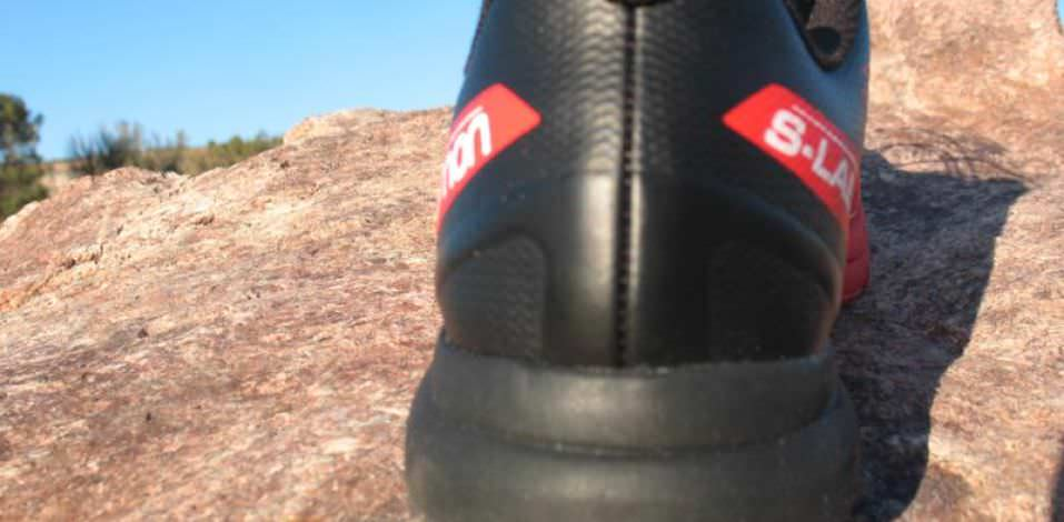 Salomon S-Lab Sense Ultra - Heel