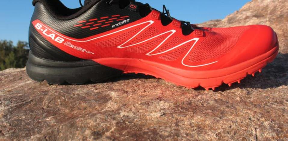 Salomon S-Lab Sense Ultra - Medial Side