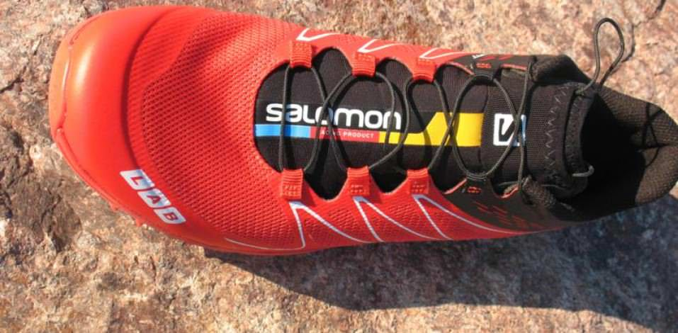 Salomon S-Lab Sense Ultra - Top
