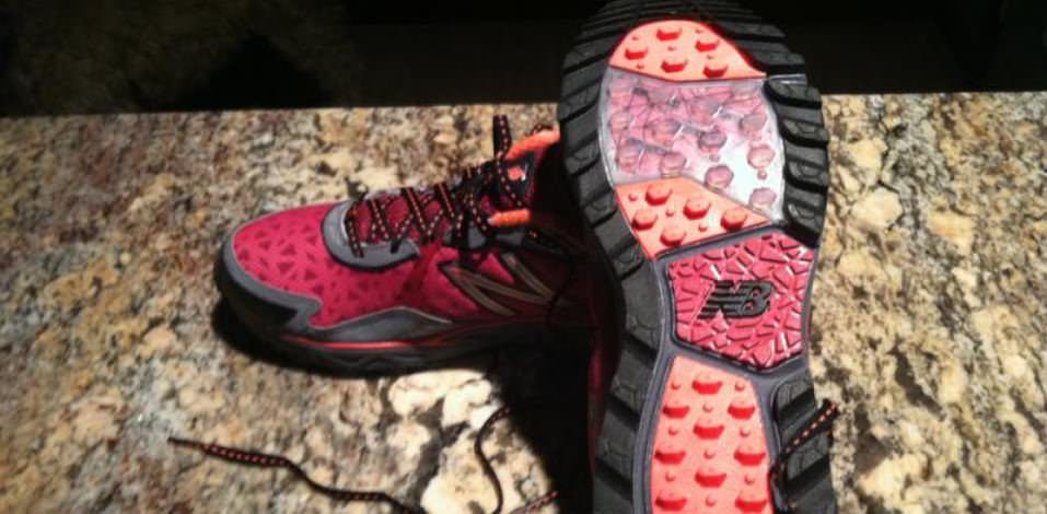 New Balance Women's WT910v1 NBX Trail Running Shoe Review