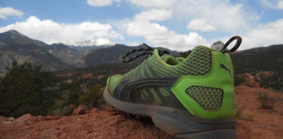 Puma Faas 300 Trail - Medial Side