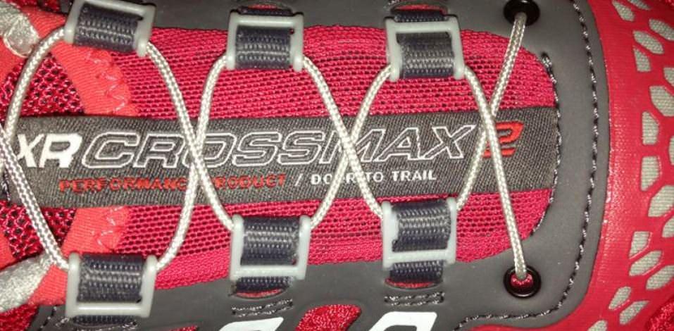 Salomon XR Crossmax 2 - Top