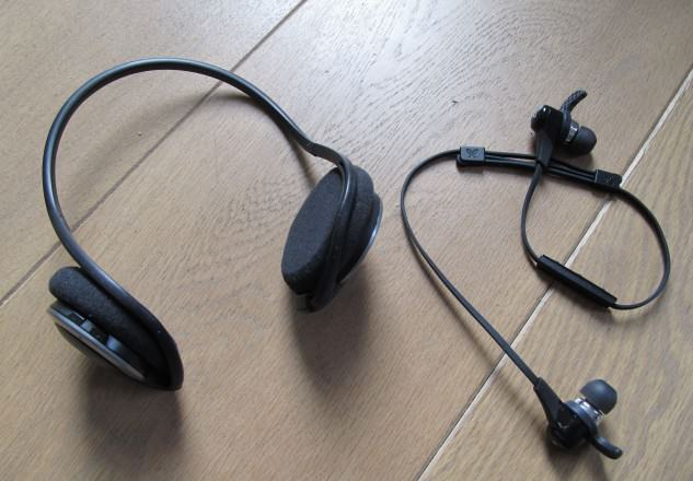 Sennheiser MM100 vs JayBird Bluebuds x