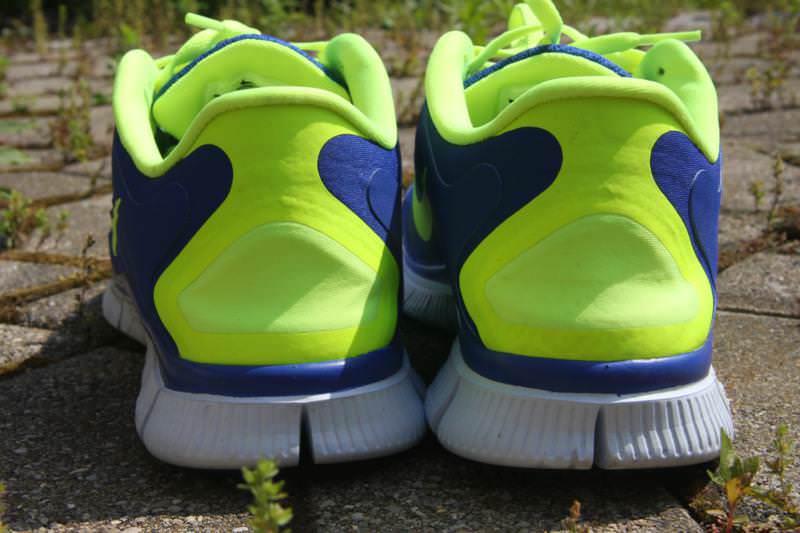 timeless design 86edf 33299 Nike Free 5.0 - Heel