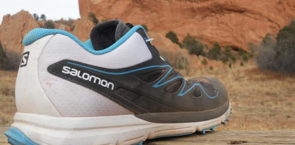 Salomon Sense Mantra - Heel